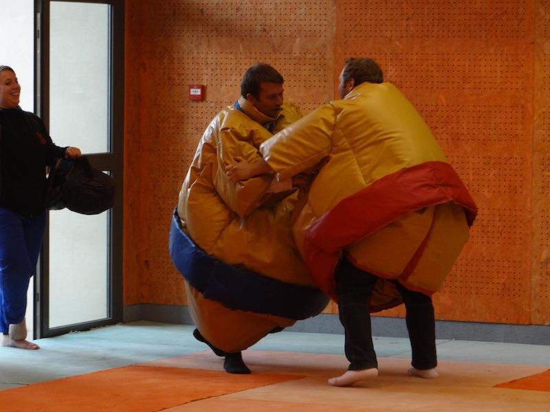 Combats de Sumo